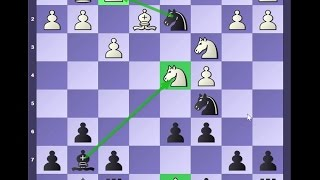 Dirty Chess Tricks 30 (King's Indian Defense)