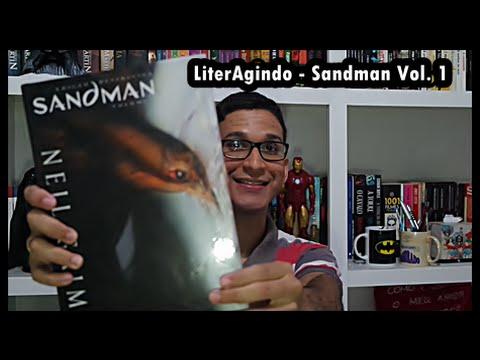 LiterAgindo - Crítica Sandman Edição Definitiva Vol 1