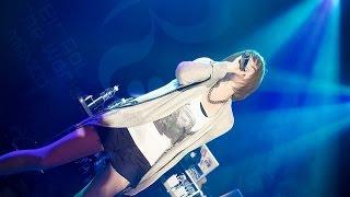 10 【虹の音 エイル藍井 】 【NIJI NO OTO  Eir Aoi】 Rock The World!! México 2015
