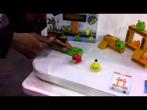 How Does Angry Birds (The Board Game) Work?
