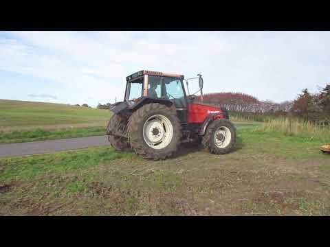 Video: Valmet 8100 traktor 1