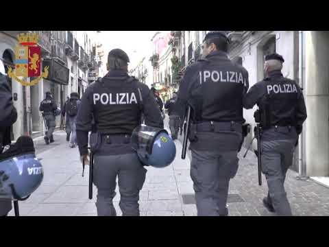 Preview video La Polizia di Stato della Questura di  Cagliari