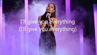 Cashmere Cat ft Ariana Grande - Adore (Lyrics)