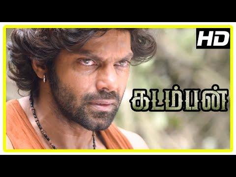 Kadamban Tamil Movie   Kadambavanam People executed by explosion   Arya   Catherine Tresa