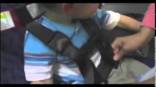 Kids Fly Safe CARES Instruction Video