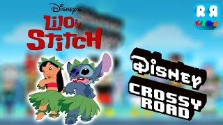 Disney Crossy Road - Lilo and Stitch