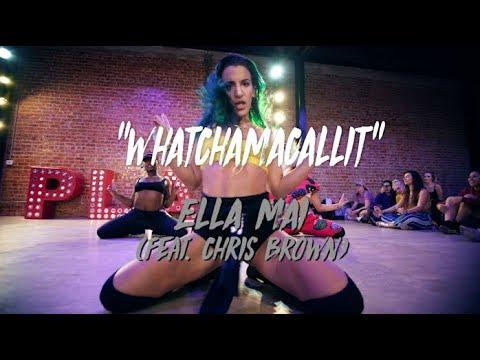 "Ella Mai (Feat. Chris Brown) - ""Whatchamacallit""   Nicole Kirkland Choreography"