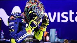 Valentino Rossi Hanya Beda Tiga Poin dengan Andrea Dovizioso di Klasemen Sementara