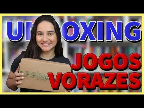 UNBOXING BOX Jogos Vorazes 10 anos   Prateleira de Cima