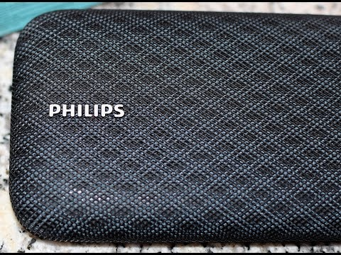 Altavoz Bluetooth Potente y Portátil, Philips Everplay BT3900B