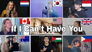 Who Sang It Better : Shawn Mendes   If I Can't Have You(us,uk,canada,netherland,indo )