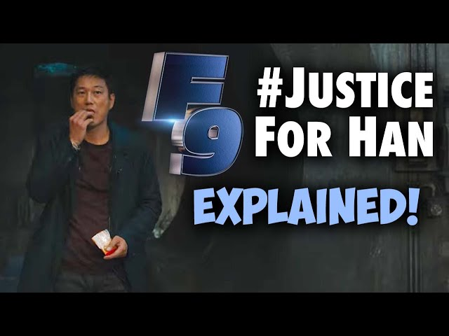 F9 Trailer's Justice For Han! - Sung Kang Explains How He's Back!