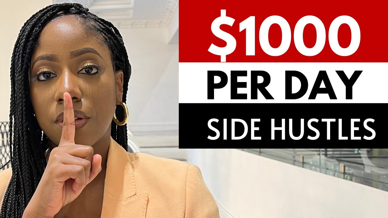 The Very Best 2021 Side Hustle for WOMEN that no one discuss/ Make cash online 2021 thumbnail