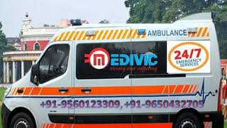 Hire AC Ambulance Service in Hajipur by Medivic