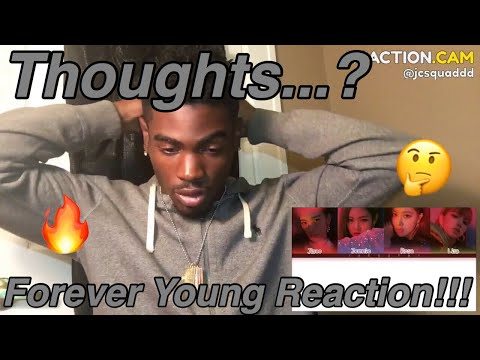 BLACKPINK - 'FOREVER YOUNG' REACTION!!!