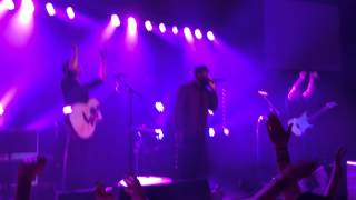 Cherub - Strip to This live HD 2015 with Fortebowie