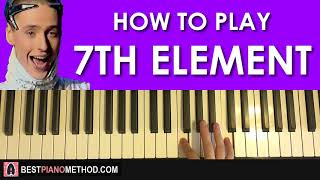 HOW TO PLAY - Vitas - 7th Element (Piano Tutorial Lesson)