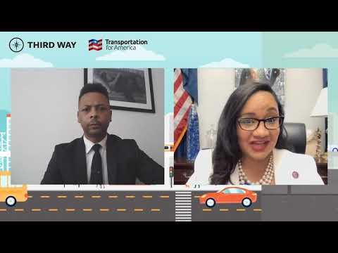 Rethinking Urban Freeways with Rep. Nikema Williams