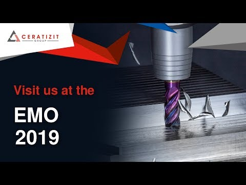 Visit the Team Cutting Tools at the EMO 2019