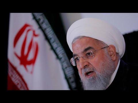 العرب اليوم - شاهد: روحاني يُحذَر من