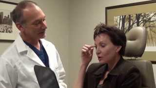 Suzanne's Upper Blepharoplasty Surgery