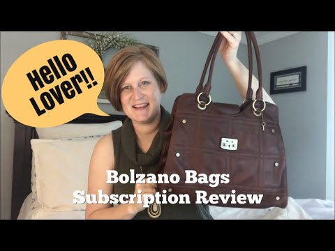 Bolzano Bags Purse and Accessory Review / Do you think this is worth the price?