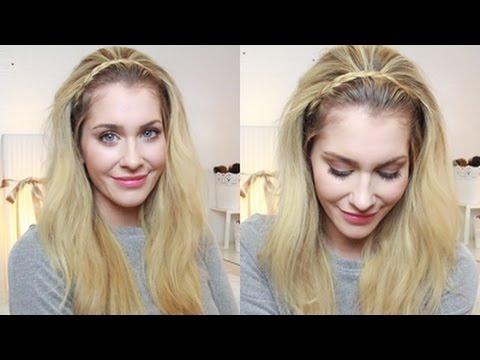 Tutorial: Haarband aus eigenen Haaren! | BELLA