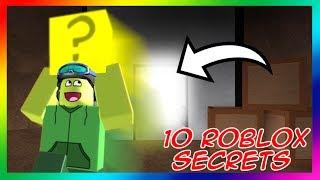 10 Secrets in ROBLOX Games 4