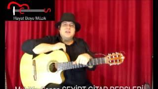 Gitar Dersi 31 (Ritim Akor) F Akoru Ve Dön Bana