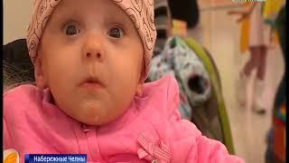 Врачи камского детского медицинского центра встретились со своими бывшими пациентами