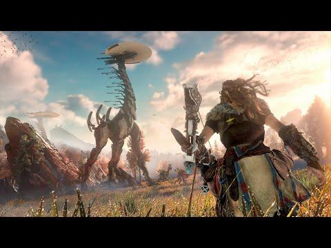 Horizon: Zero Dawn Has Robot Dinosaurs You Can Fight