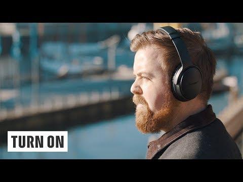 Bose QC35 II im Test: Noise-Cancelling-Kopfhörer mit Google-KI – TURN ON Spezial