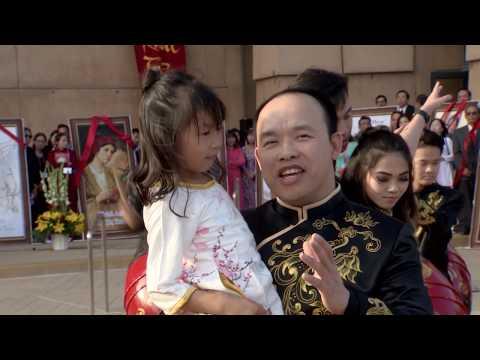 Đại Lễ Các Thánh Tử Đạo Việt Nam – Đội Trống Thiên Ân – Diễn Nguyện thánh Anê Lê Thị Thành