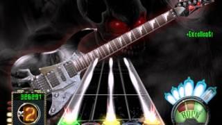 Dragonforce - Heartbreak Armageddon Frets on Fire by Maldevius
