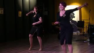 BBW: Showcase — Татьяна Егорова и Наташа Давыдова — Dance and Joy