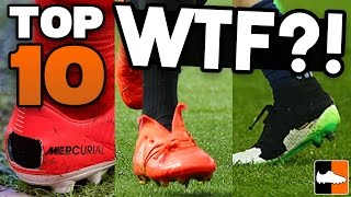 Top 10 Crazy Things PROS HAVE DONE To Boots