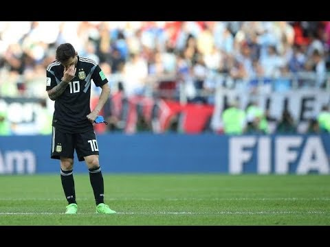 Lionel Messi vs Iceland (World Cup) 2018 HD 1080i by neyssipage