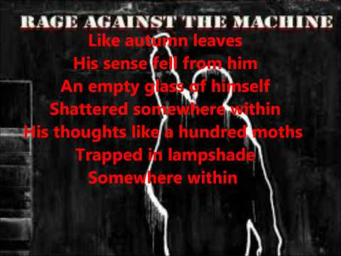 Born Of A Broken Man (Lyrics)