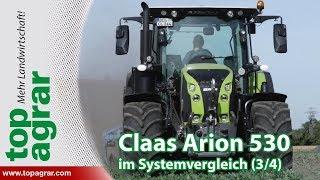 Claas Arion 530   Top Agrar Schleppervergleichstest Teil 34