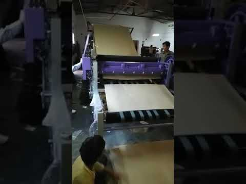 Corrugated Kraft Paper Cutting Machine