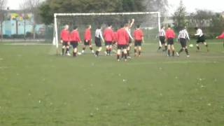 preview picture of video 'ZANTOS 2 SFC DAGENHAM 3 - 27th March 2011'