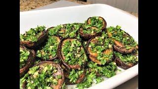 БАКЛАЖАНЫ В ДУХОВКЕ. Простая и Самая Вкусная Закуска! Начинающим хозяйкам на заметку. Eggplant