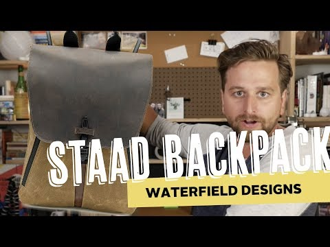 Waterfield Staad Backpack