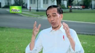 Jawaban Jokowi saat Ditanya Soal Pilpres 2019