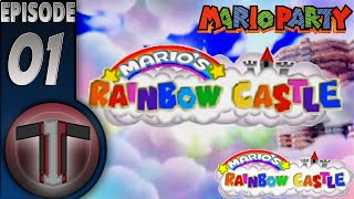 Idiot Party 1 - Where Friendships Die - Mario's Rainbow Castle (1)