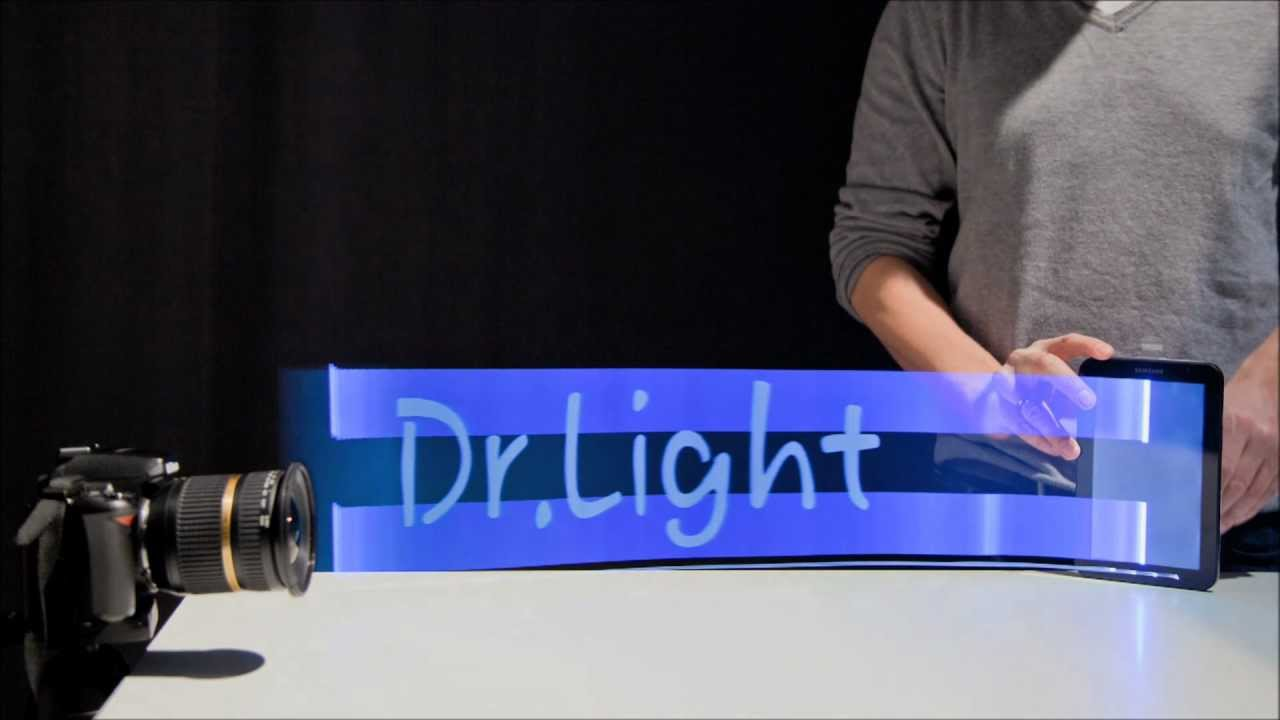 How To Use Your Phone To Get Started Painting With Light