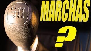 Autoescuela Gala: El manejo de las MARCHAS del coche. Utilización del EMBRAGUE y PALANCA DE CAMBIOS
