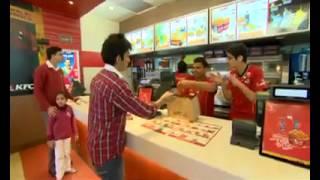 Deaf People Work At KFC India