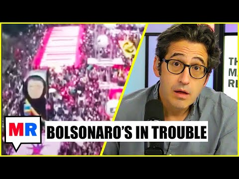 Brazil ERUPTS In Massive Anti-Bolsonaro Protests