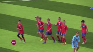 FUDBAL - 26. kolo LFP / Borac vs Spartak - SNIMAK UTAKMICE